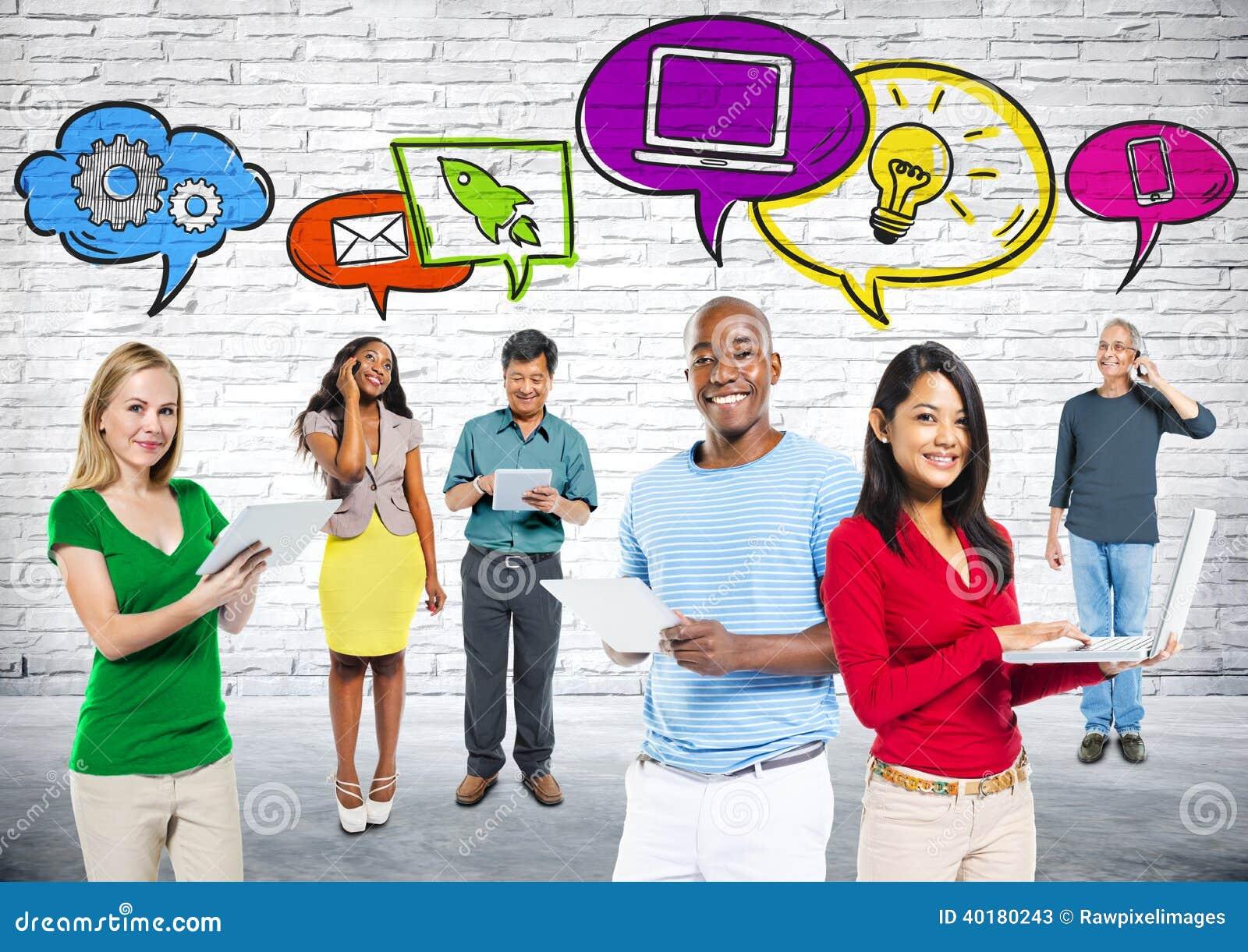 medios de comunicación social africano desprotegido