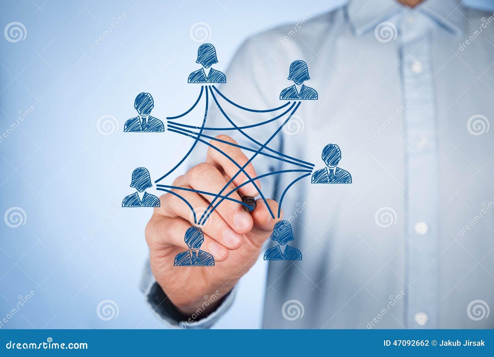 Medios y conexiones sociales