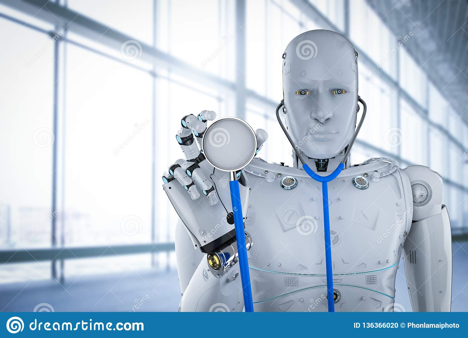 Medisch technologieconcept
