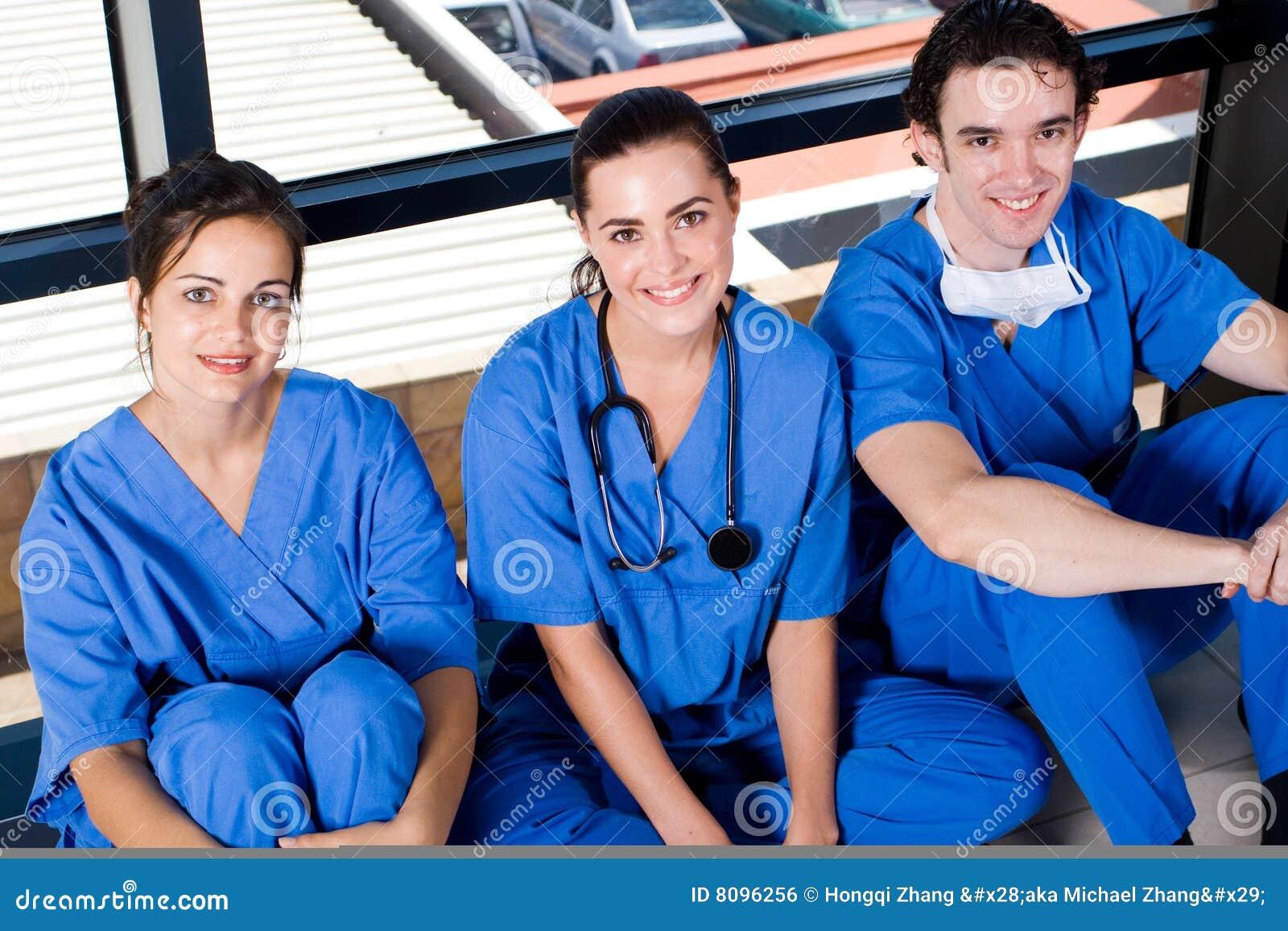 Medische arbeiders