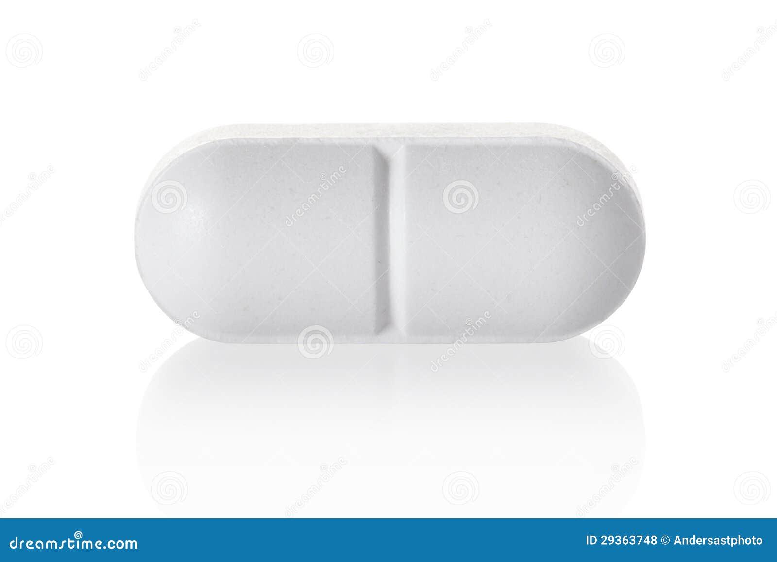 Medische pillentablet