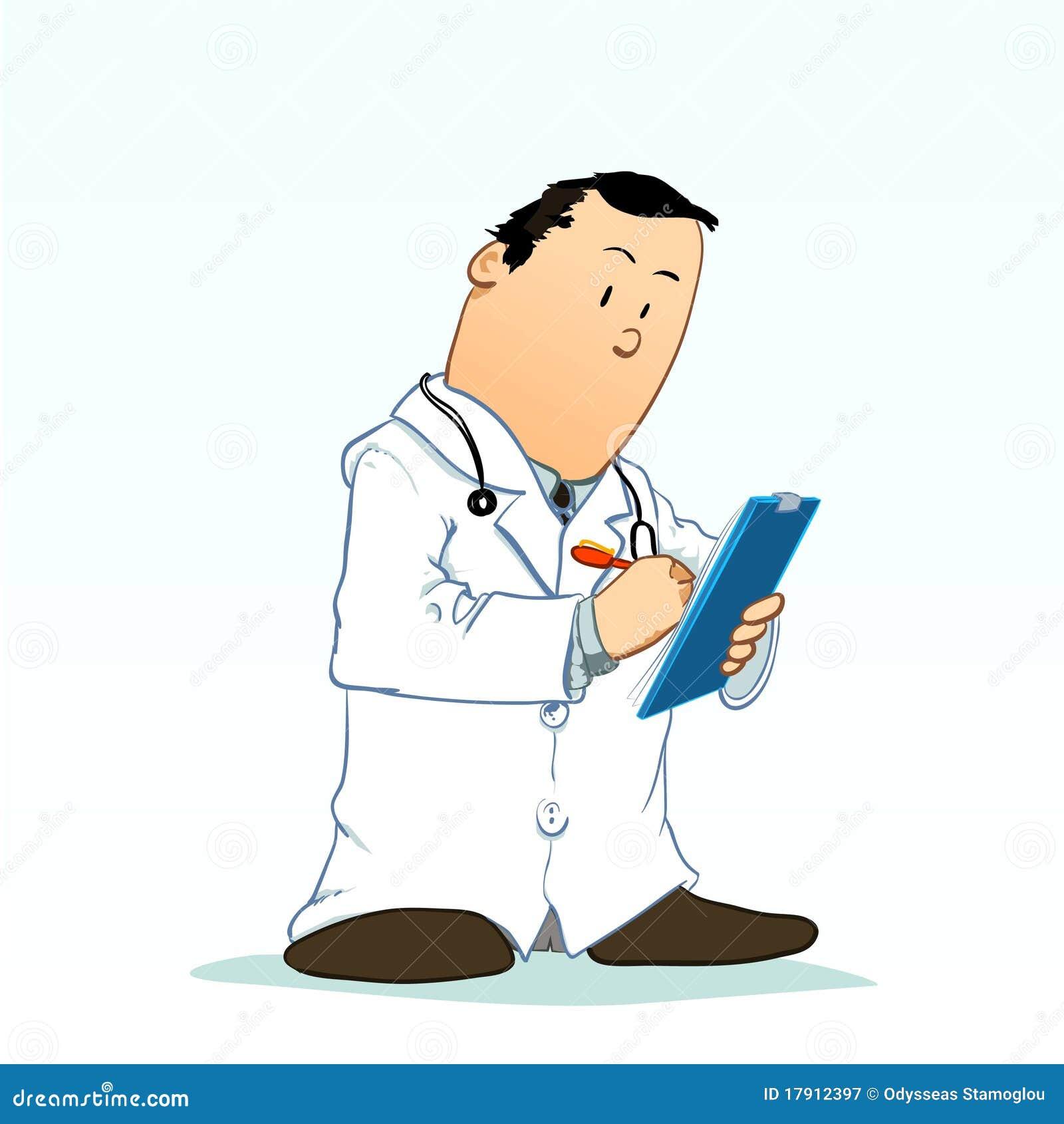 Medische toons - het schrijven van de Arts