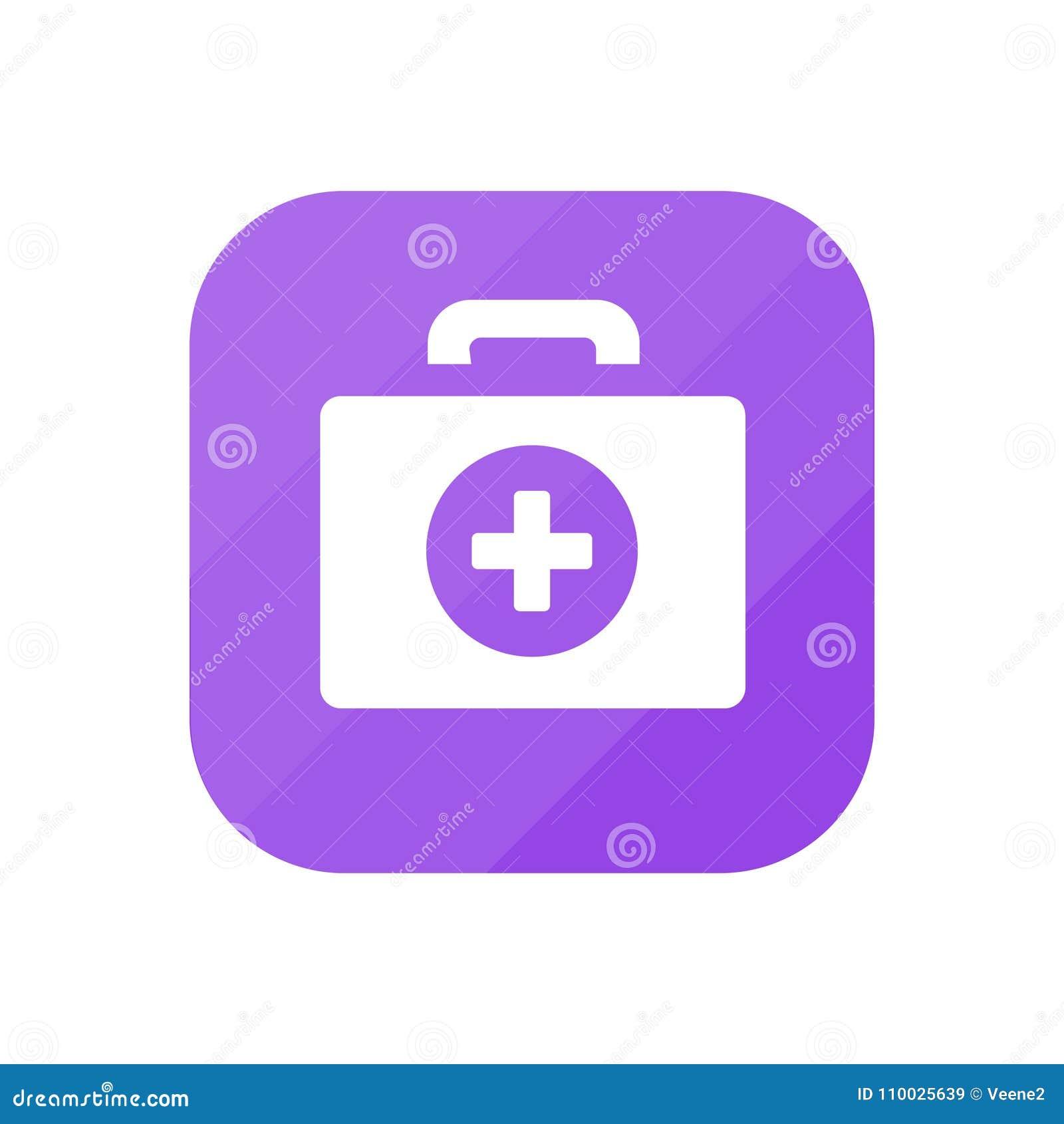 Medische uitrusting - App Pictogram