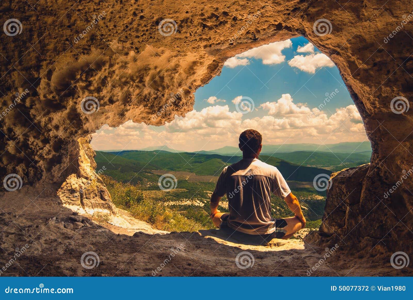 Meditação da caverna