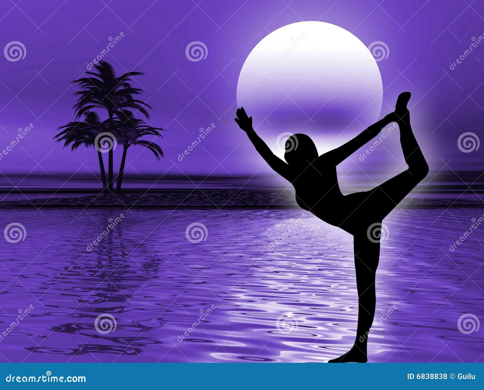 Meditação da ioga