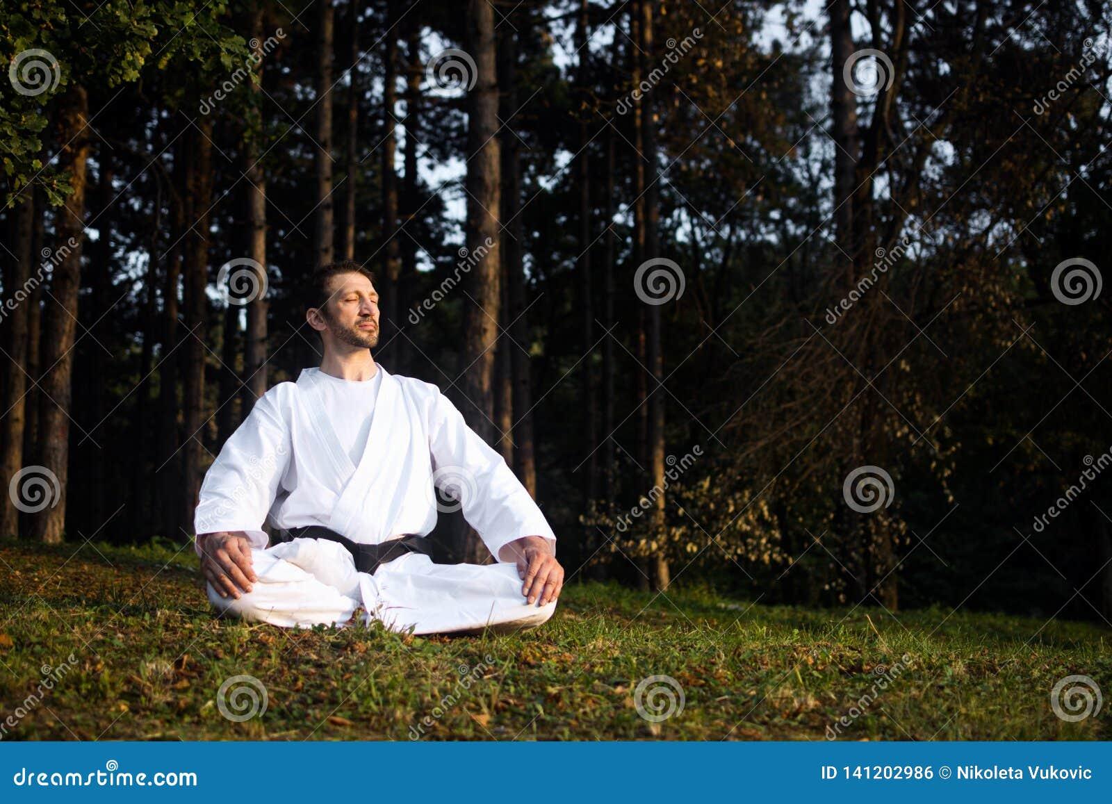 Meditatie in aard