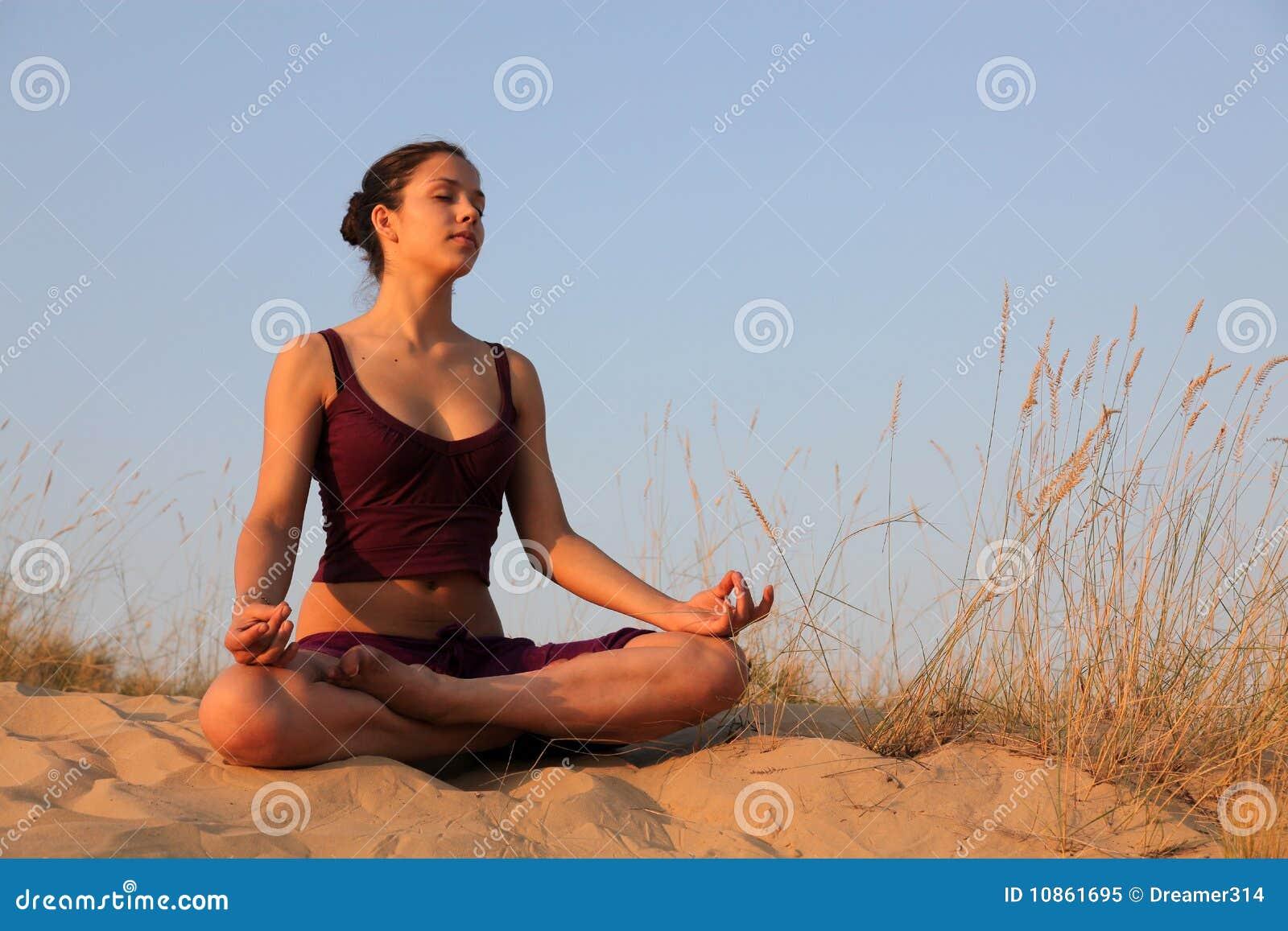 Meditatie op een daling
