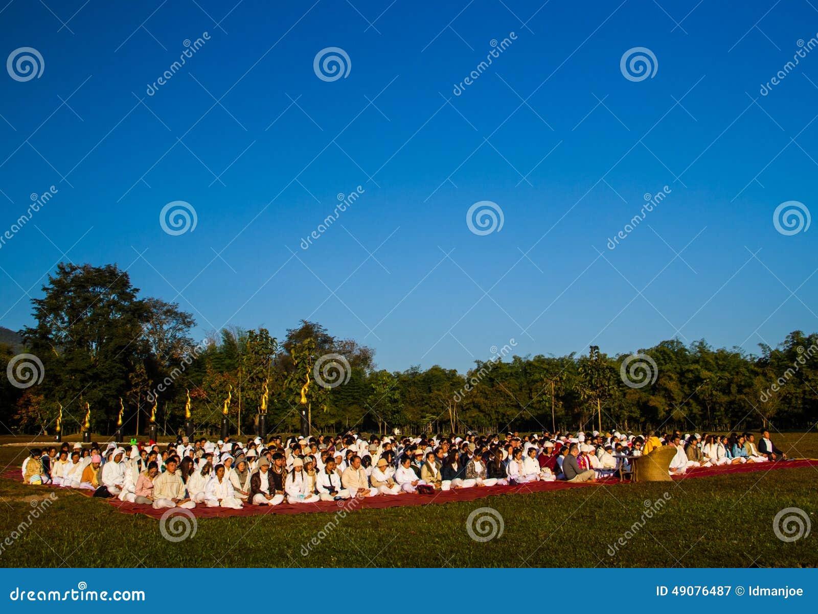 Meditation course editorial photography. Image of lama ...