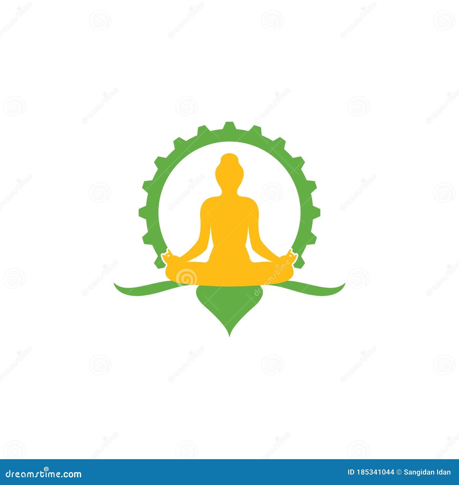 meditation logo template vector icon stock vector illustration of black relax 185341044 https www dreamstime com meditation logo template vector icon design meditation logo template vector icon image185341044