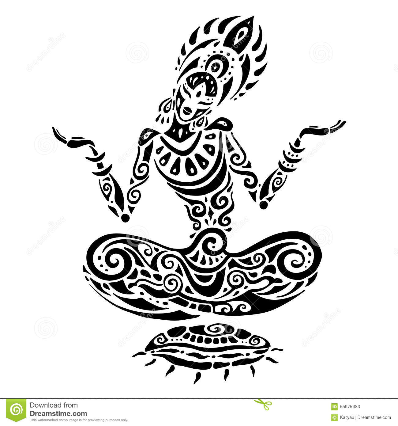Yoga Tattoo Designs And Meanings