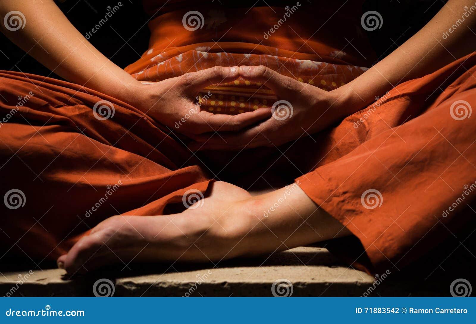 Meditation som söker efter insikt