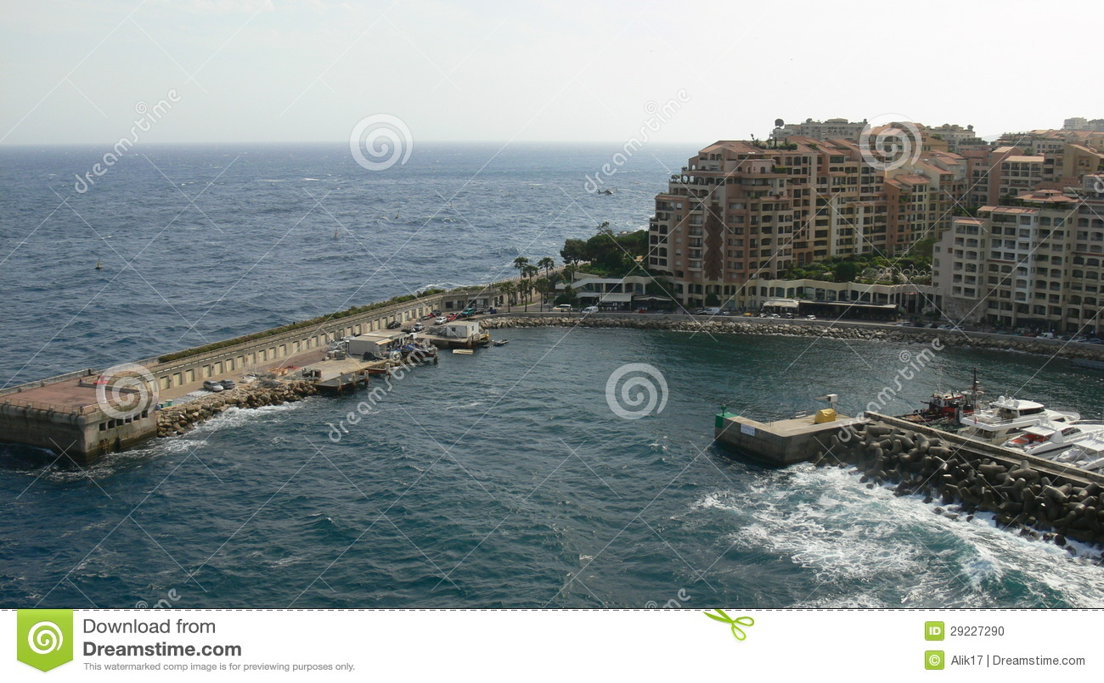 Download Mediterrâneo foto de stock. Imagem de água, gaivotas - 29227290