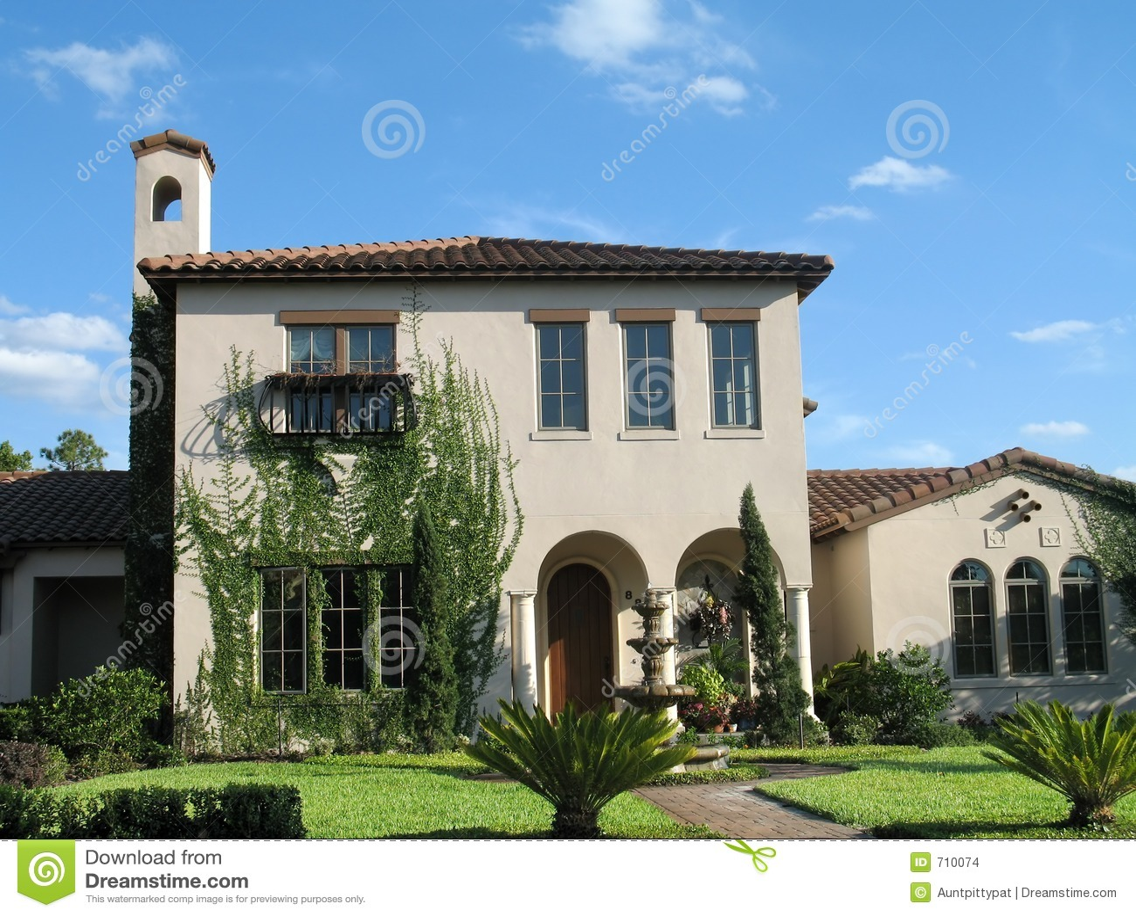 Mediterraan Huis