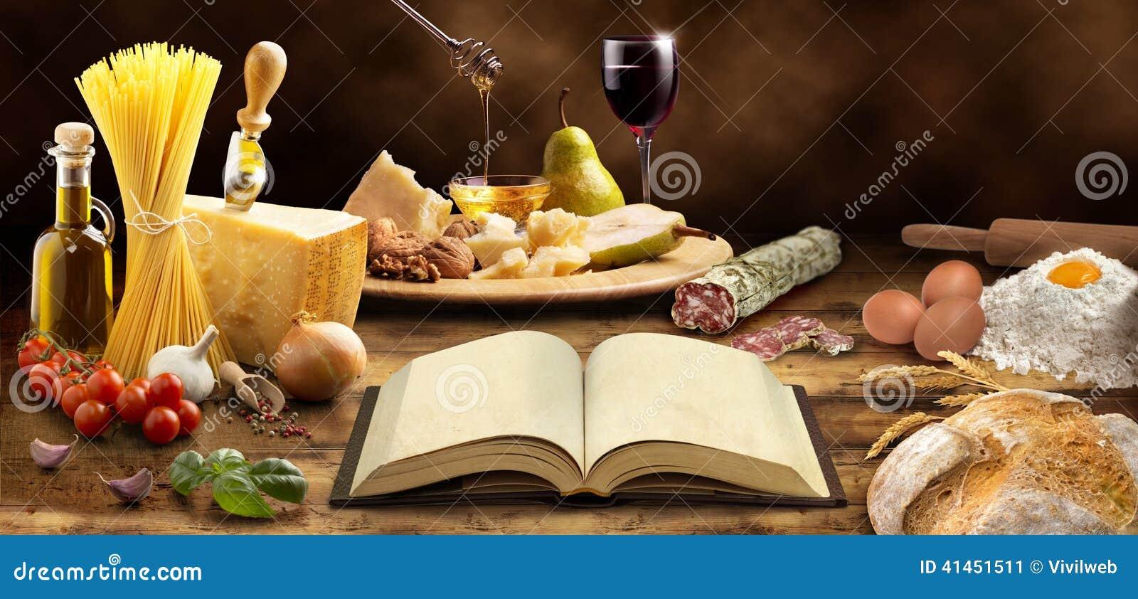 Mediterrane keuken stock afbeelding. afbeelding bestaande uit