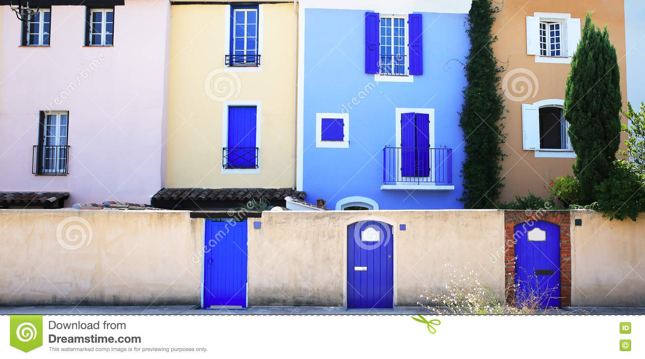 Mediterranean colors
