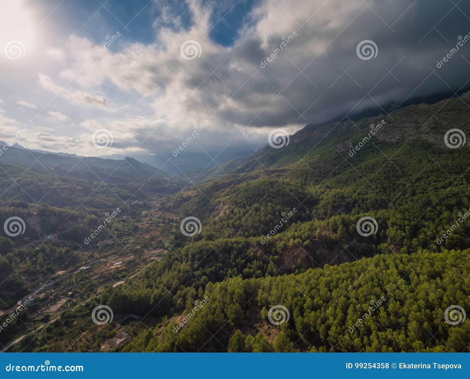 Mediterranean country