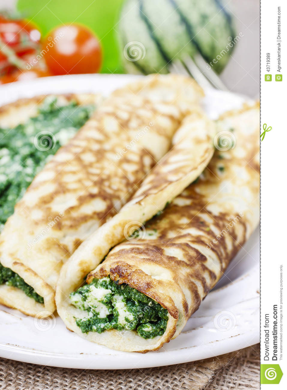 Mediterranean cuisine crepes stuffed with cheese and for About mediterranean cuisine