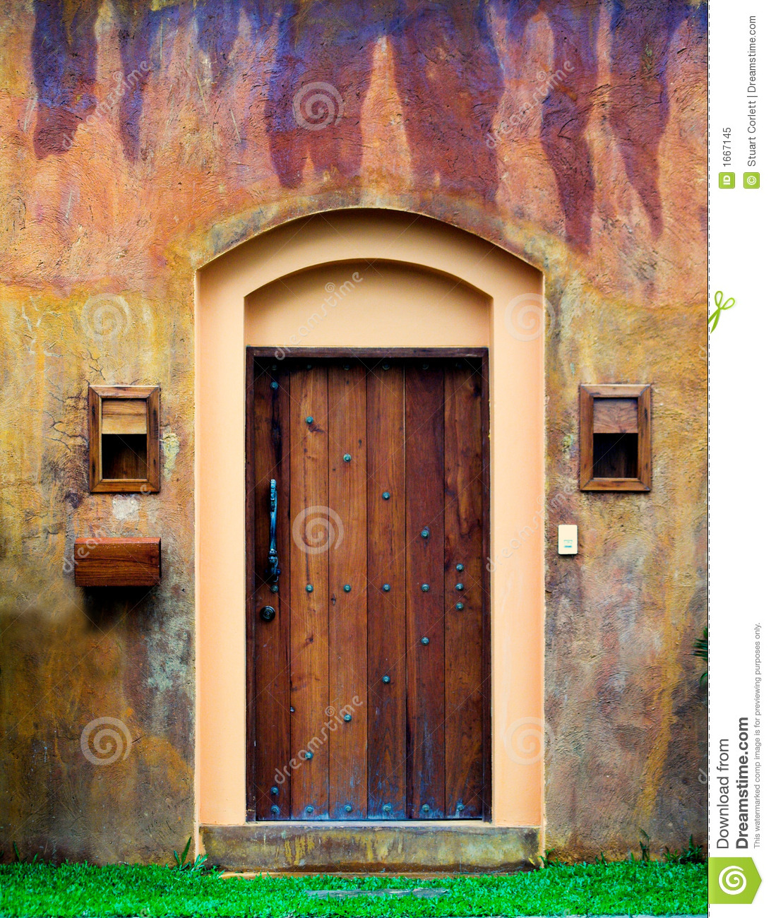 1300 #088B20 Middle Eastern Architecture Doorway And Door. picture/photo Mediterranean Entry Doors 44691092