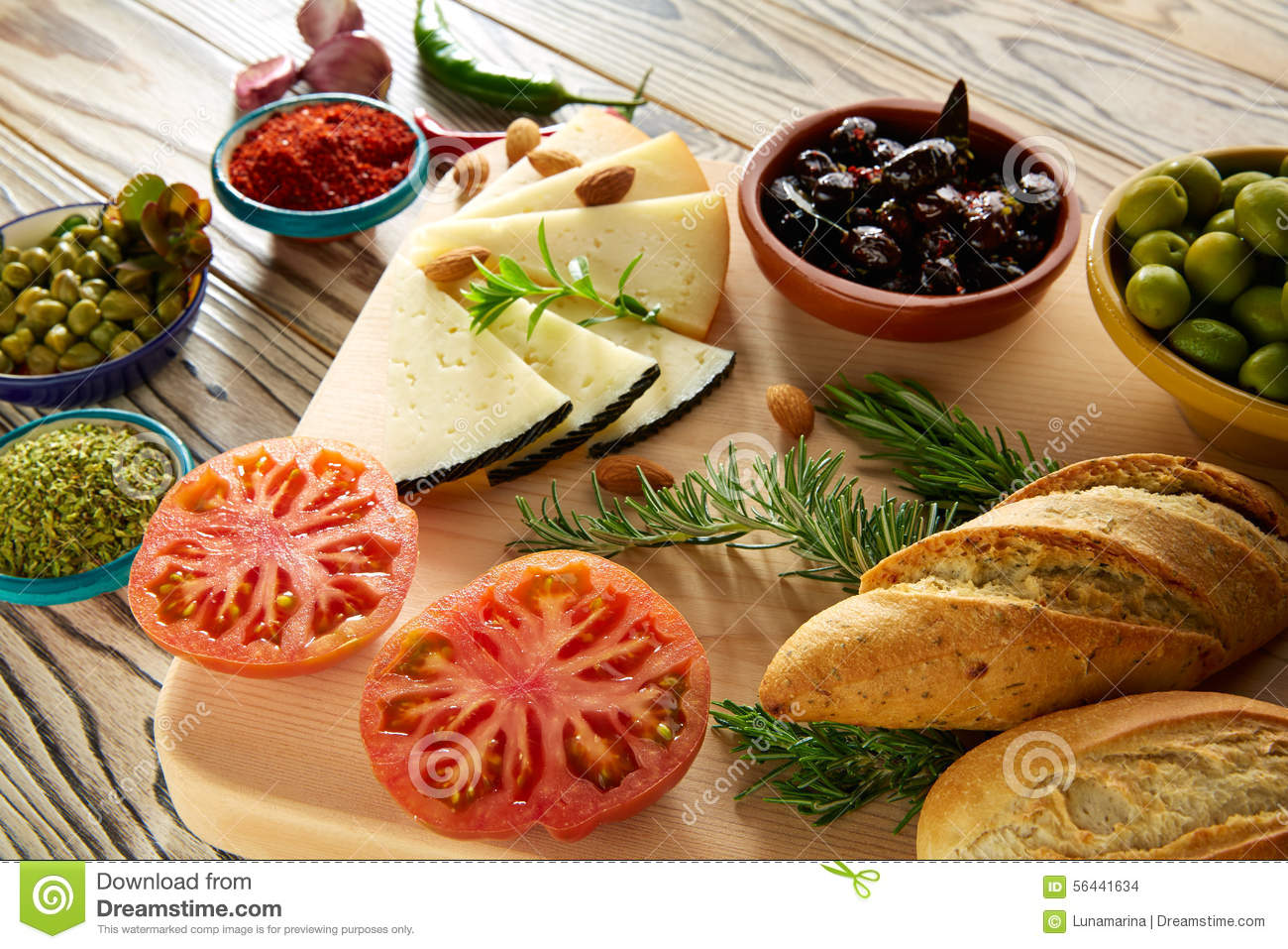 Image result for mediterranean food - bread