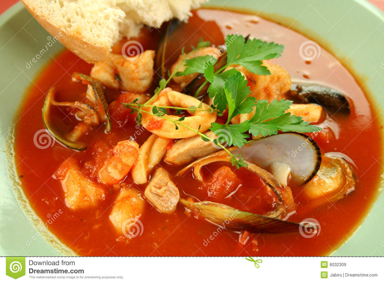 how to cook seafood soup
