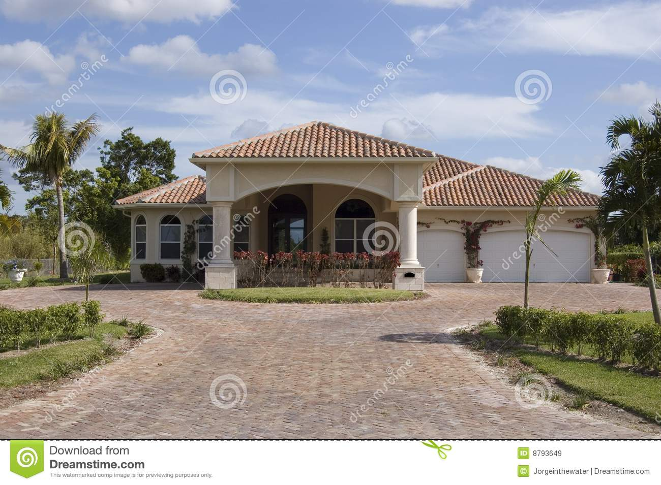 Courtyard House Plans further Royalty Free Stock Images Mediterranean Style Home Image8793649 further Miami Beach Fl Usa additionally Portfolio additionally Casita Veranda Pool Optional. on mediterranean homes in florida