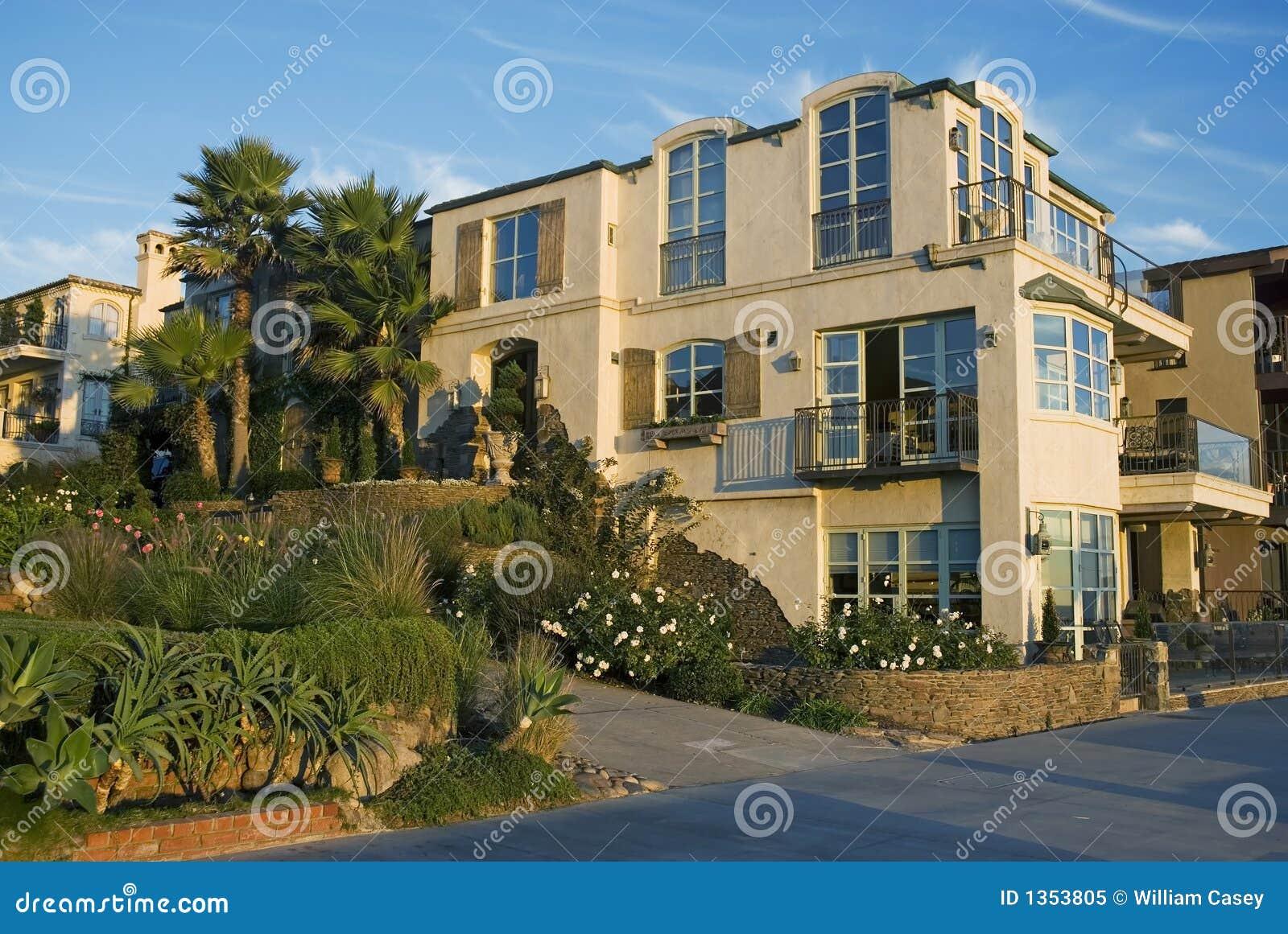 Mediterranean Villa Royalty Free Stock Photo Image 1353805