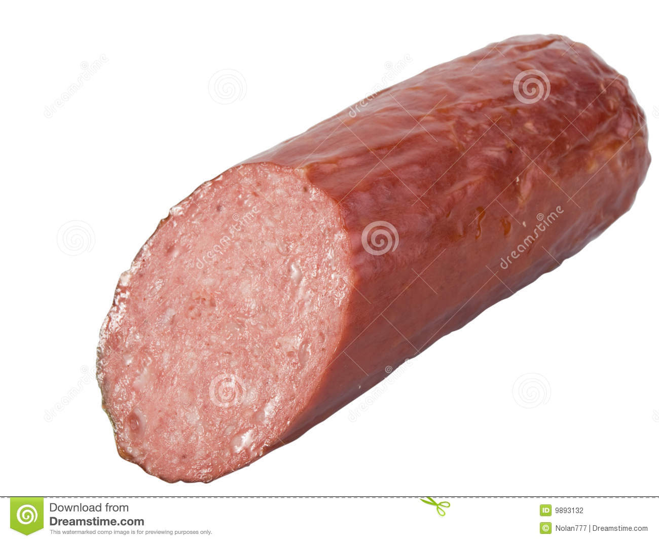 how to cook a sausage dry