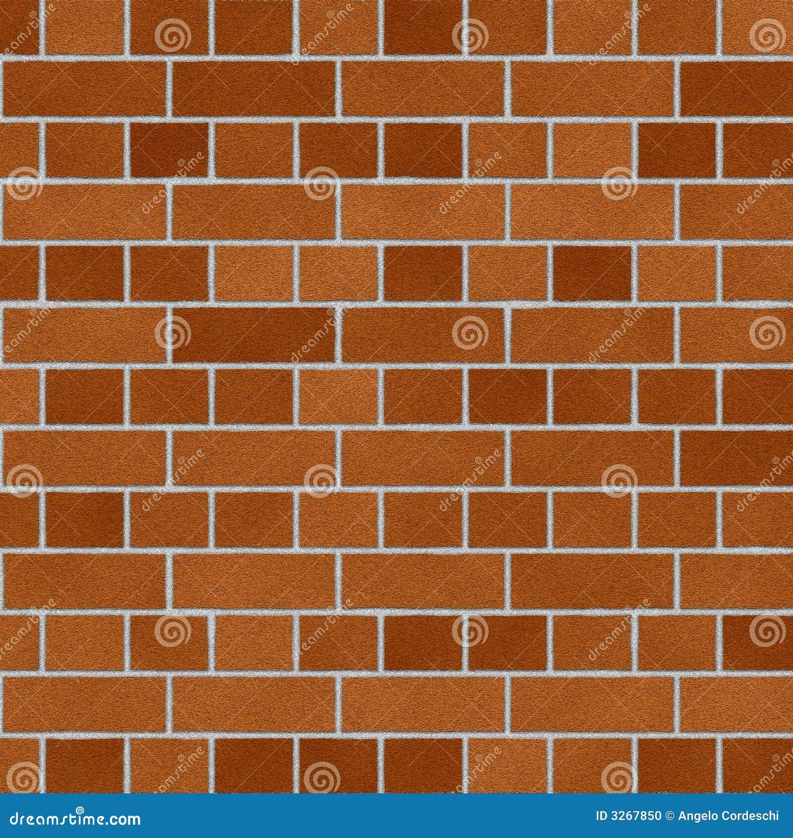 Medium English Brick Wall