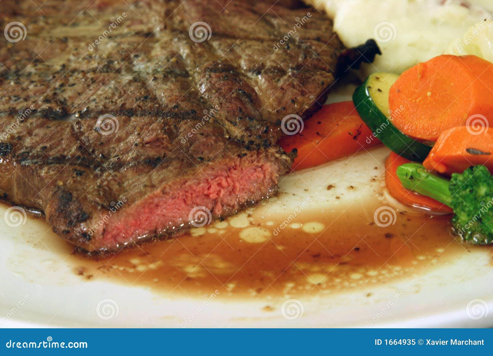 how to cook sirloin steak medium rare on grill