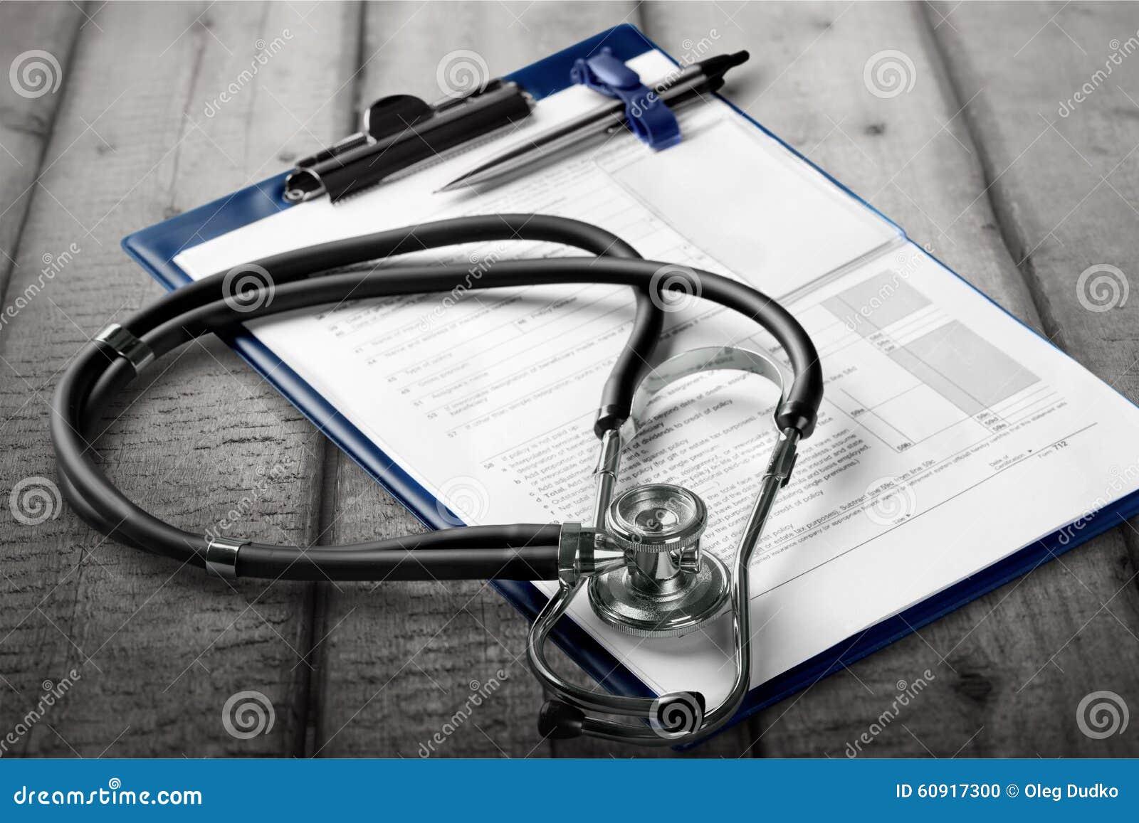 Medizinische Checkliste