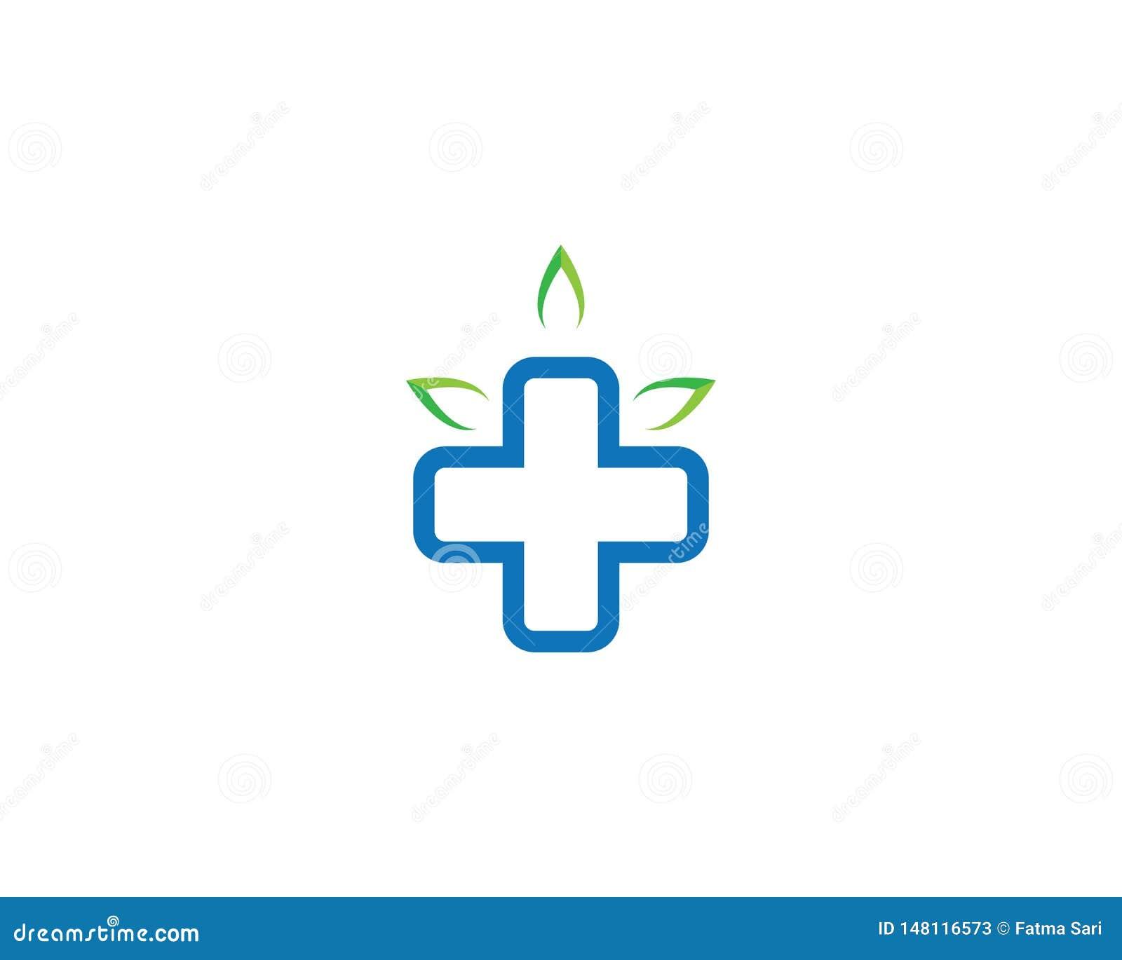 Medizinische Symbolillustration