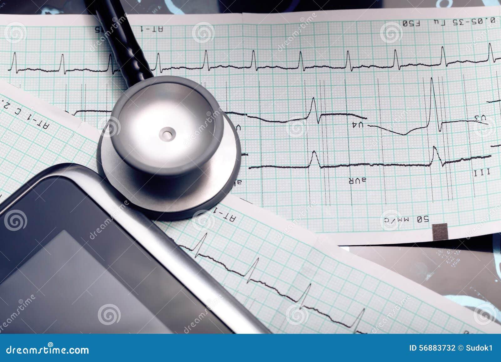 Medizinische Werkzeuge in der Arztpraxis