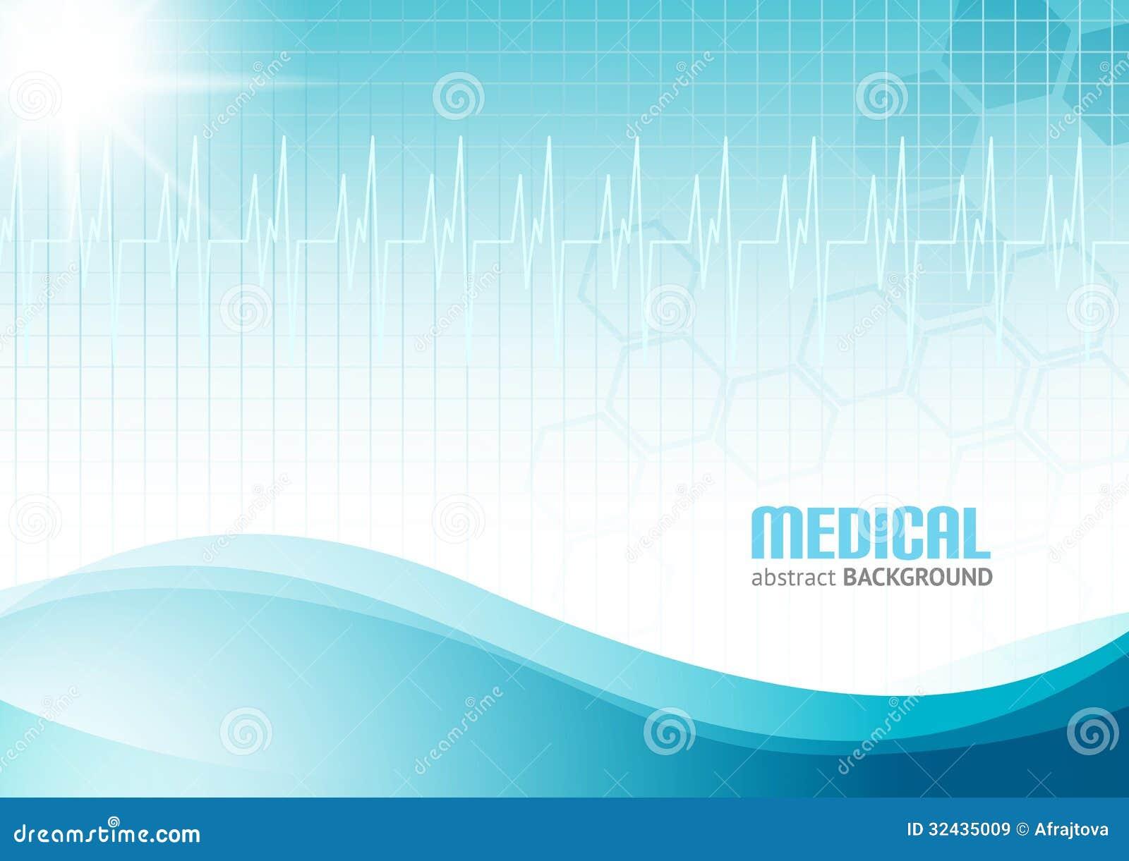 Medizinischer abstrakter Hintergrund