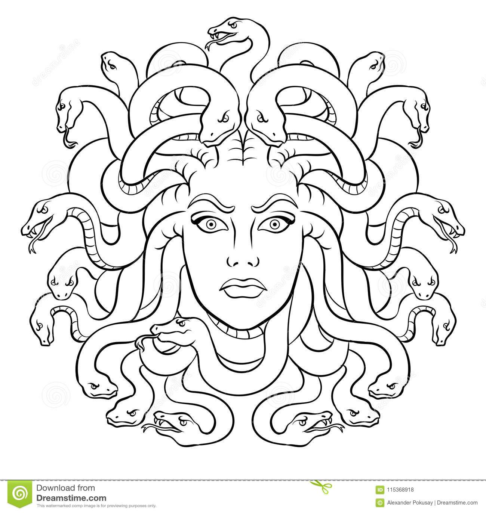 Centaur Greek Mythology Coloring Page Source Creature Sphinx Foto ...   1390x1300