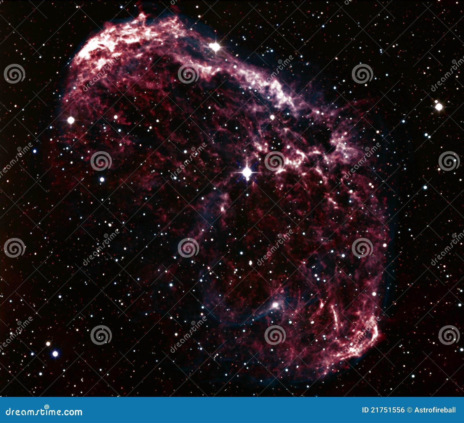 Medusa nebula, NGC 6888
