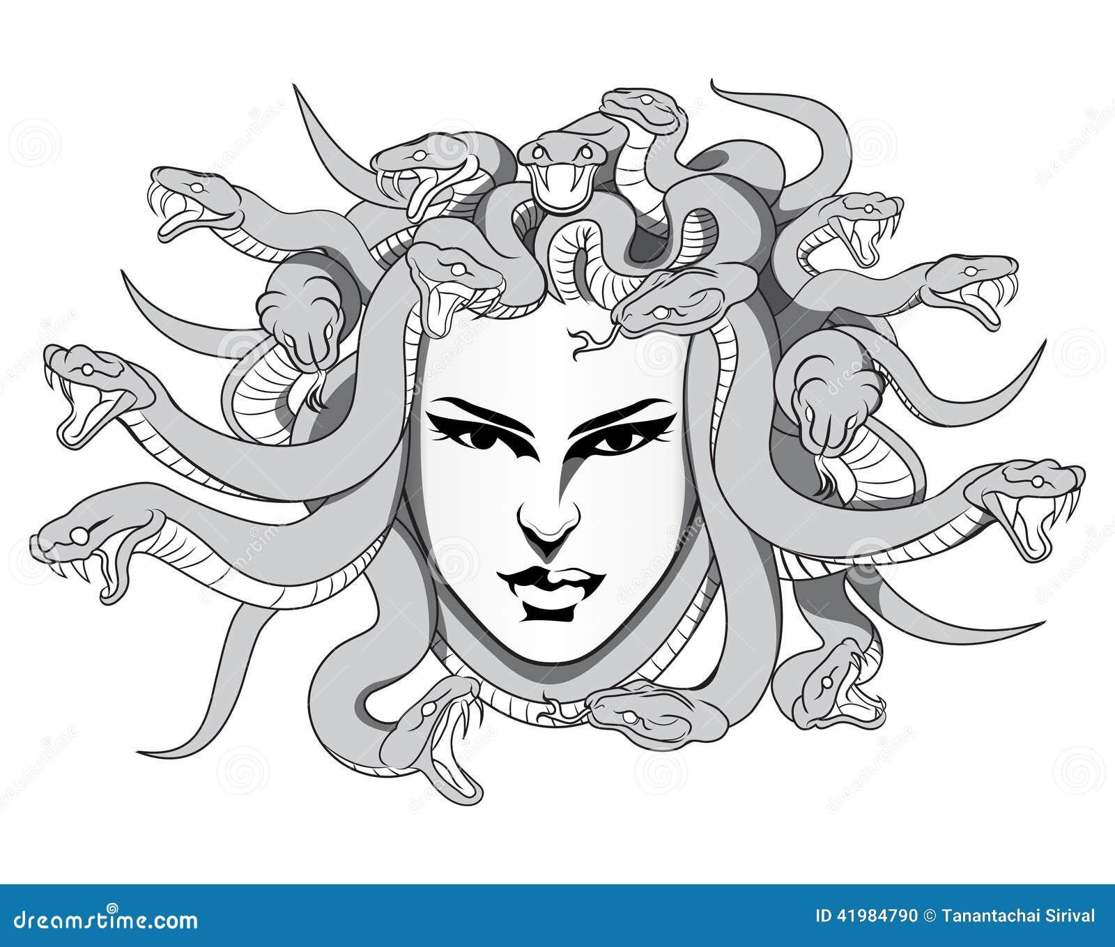 Meduza wektor