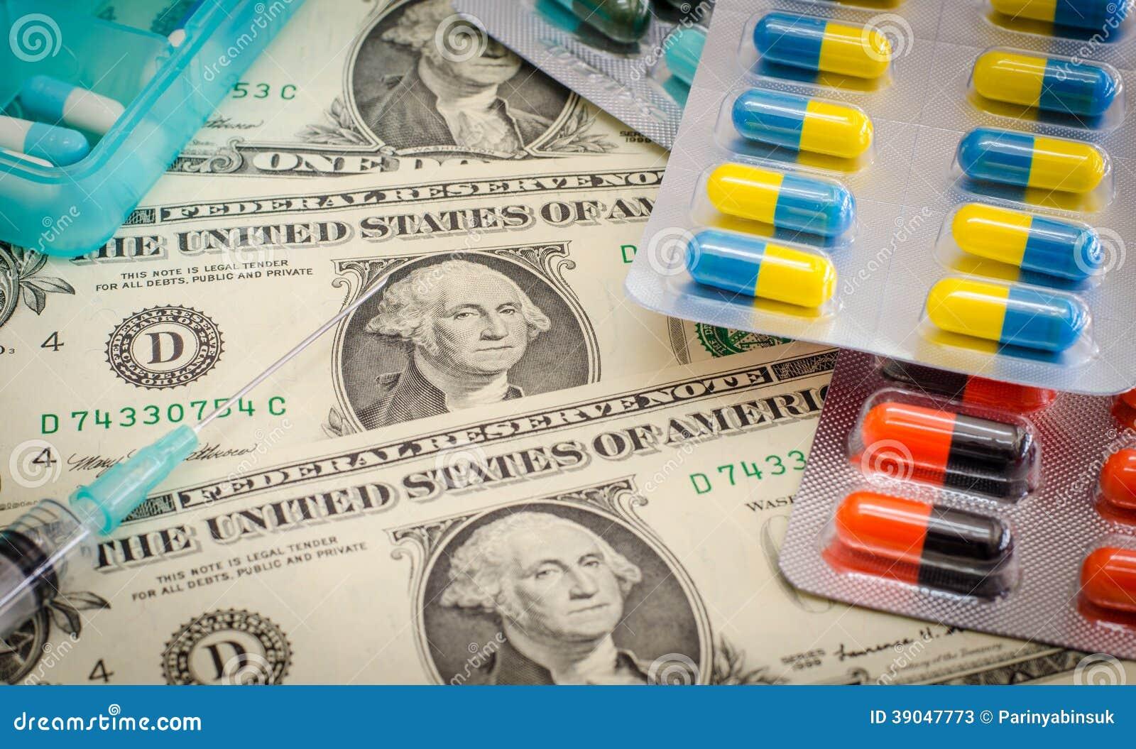 Medycyna i pieniądze