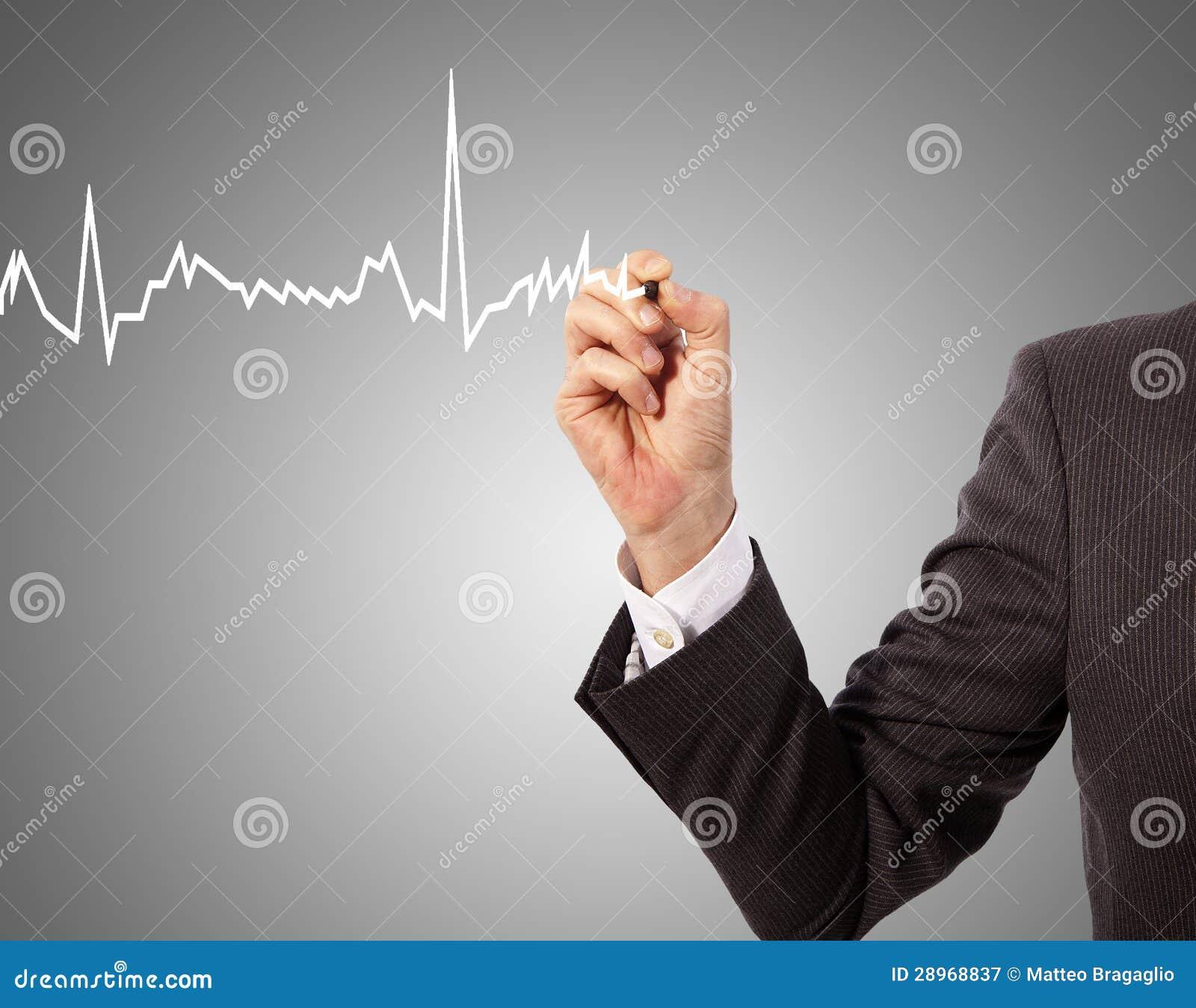 Medycyna, ręka rysunek