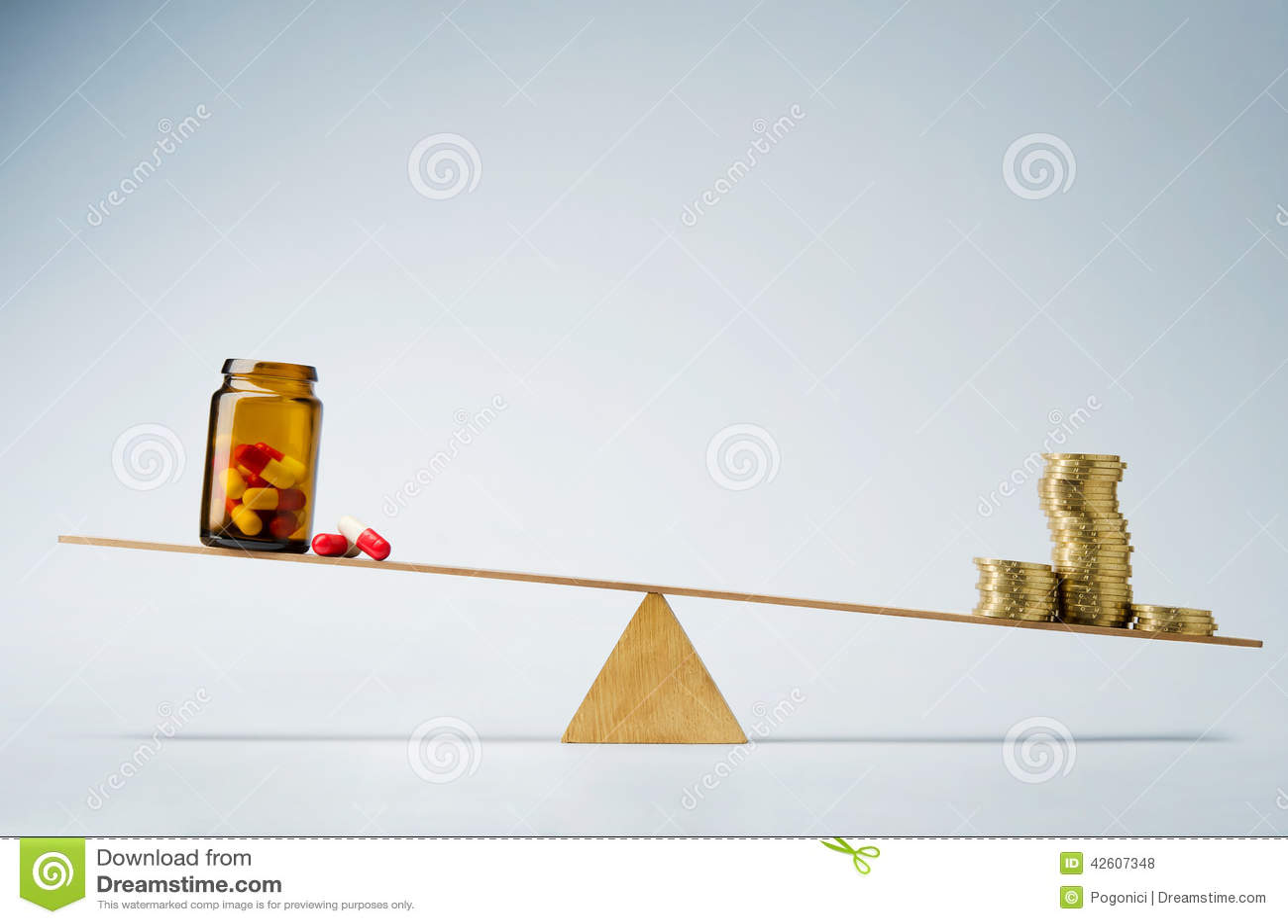 Medyczni koszty lub asekuracyjny funduszu pojęcie