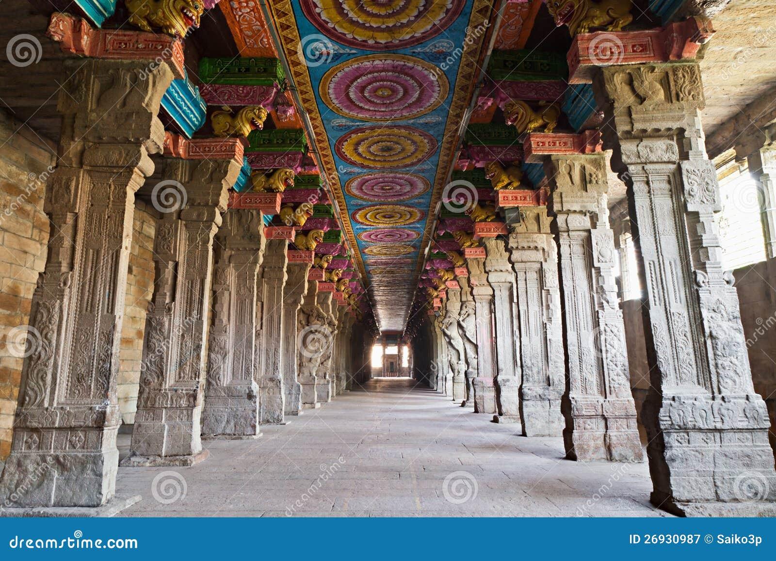 Meenakshi świątynia