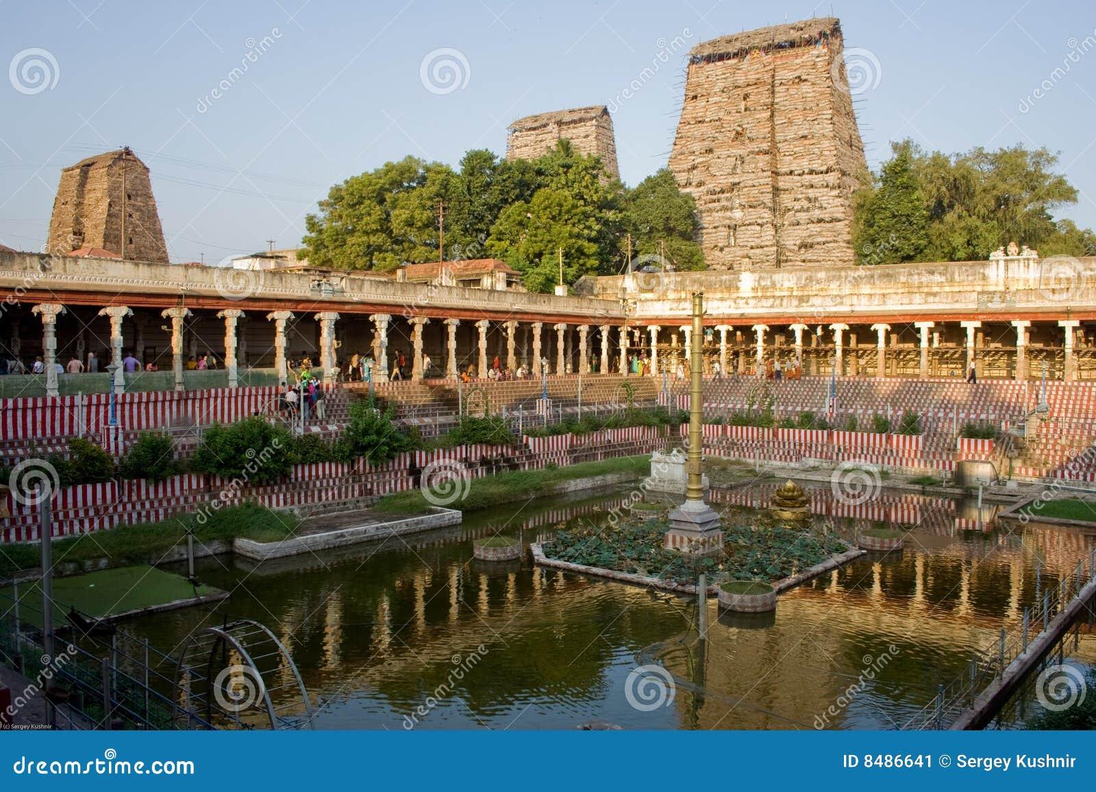 Meenakshi sri寺庙