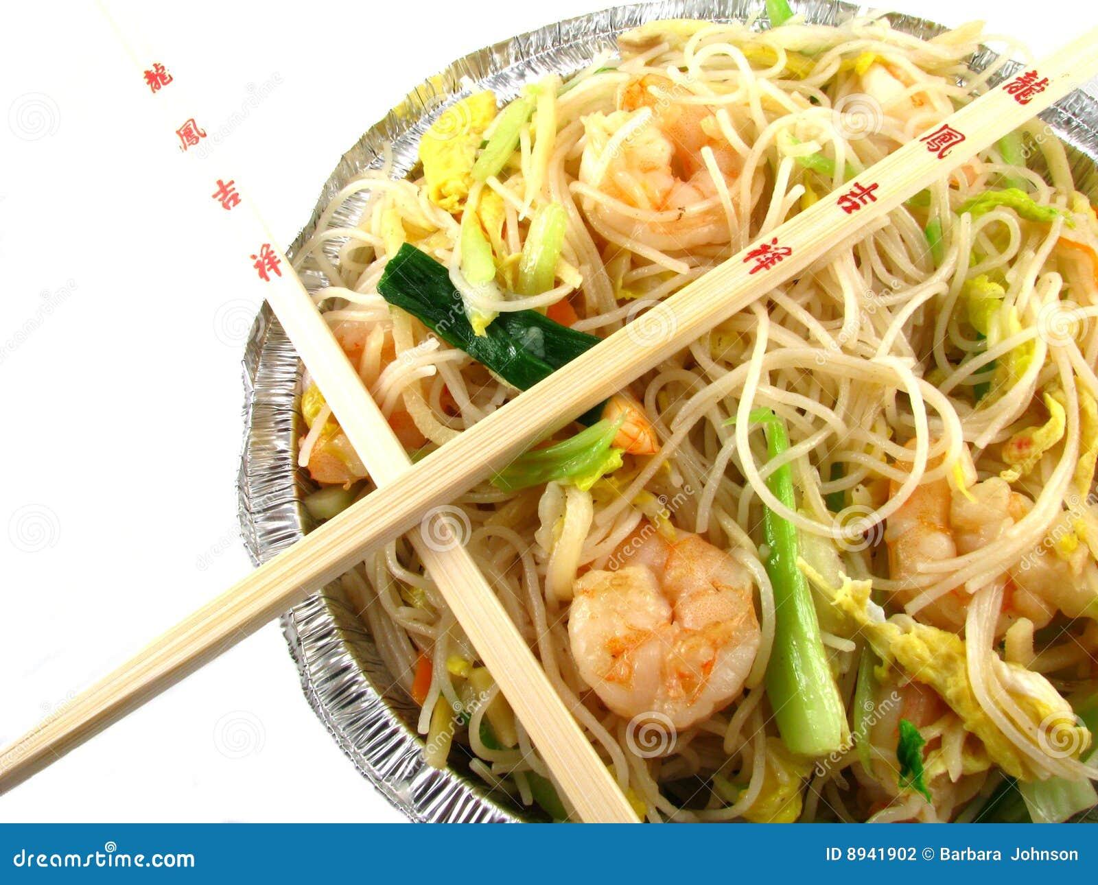 Meeneem Chinees Voedsel