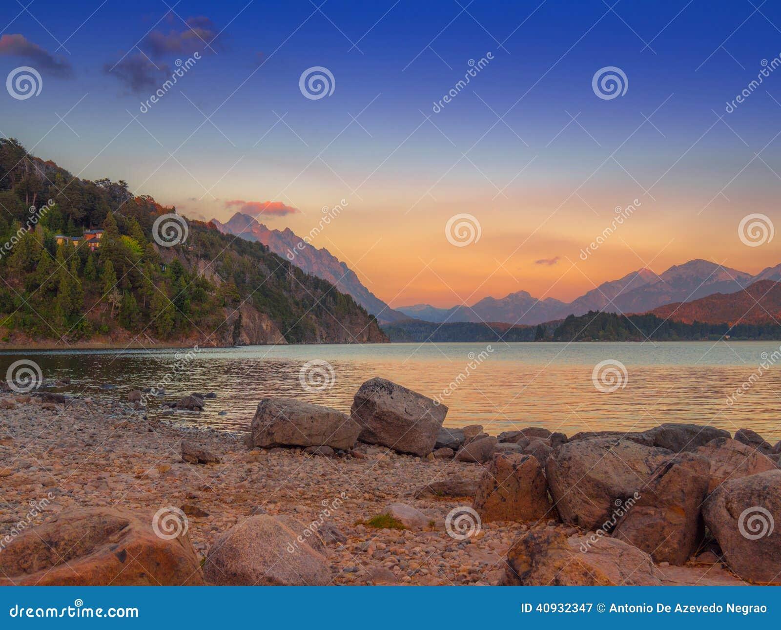 Meer in Bariloche