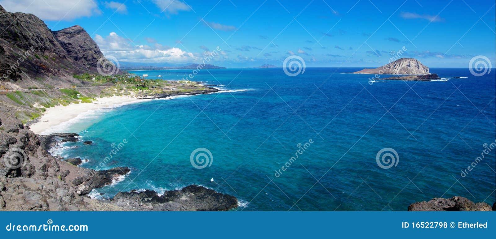 Meer in Hawaii