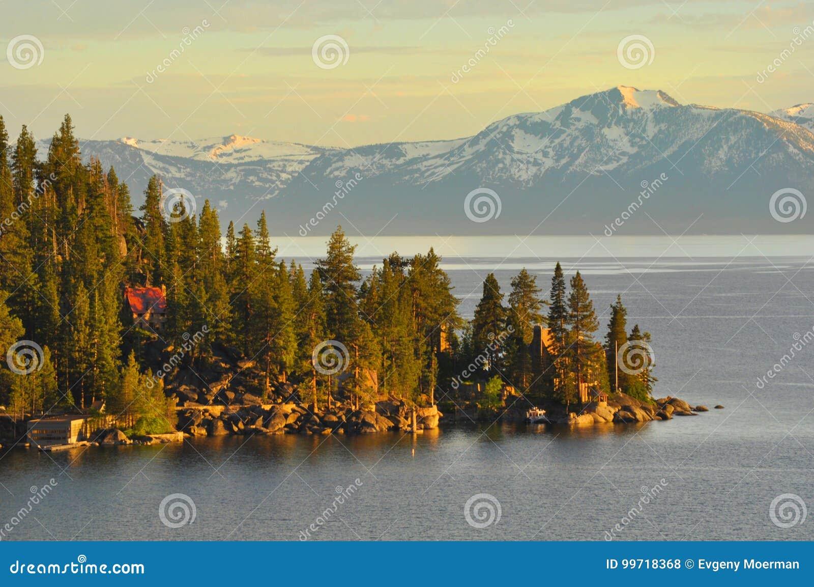 Meer Tahoe