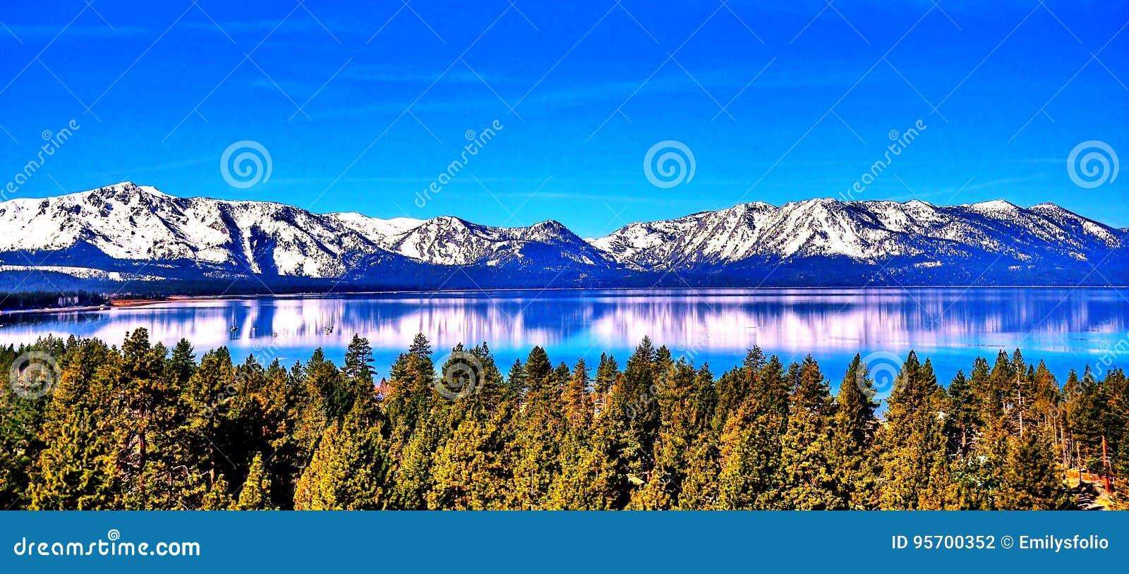 Meer Tahoe, Californië