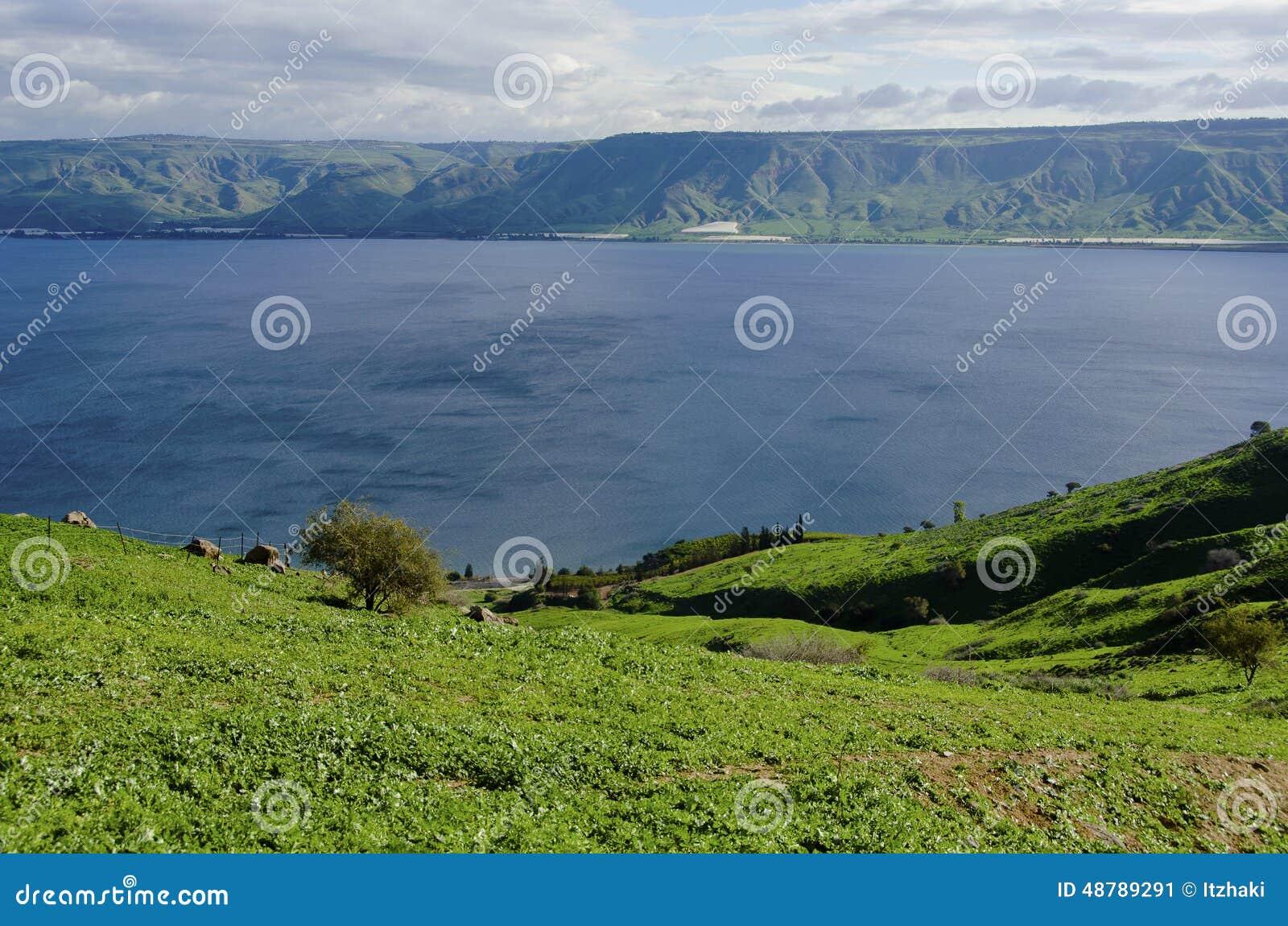 Meer von Galiläa