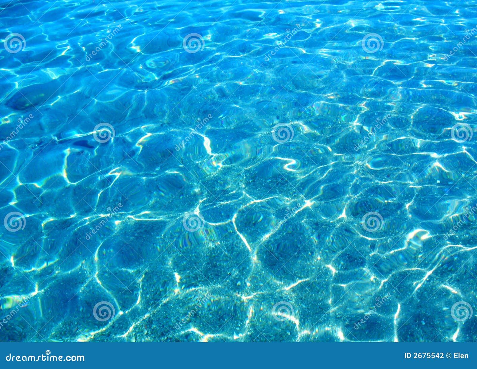 Meerwasser Stockfotografie Bild 2675542