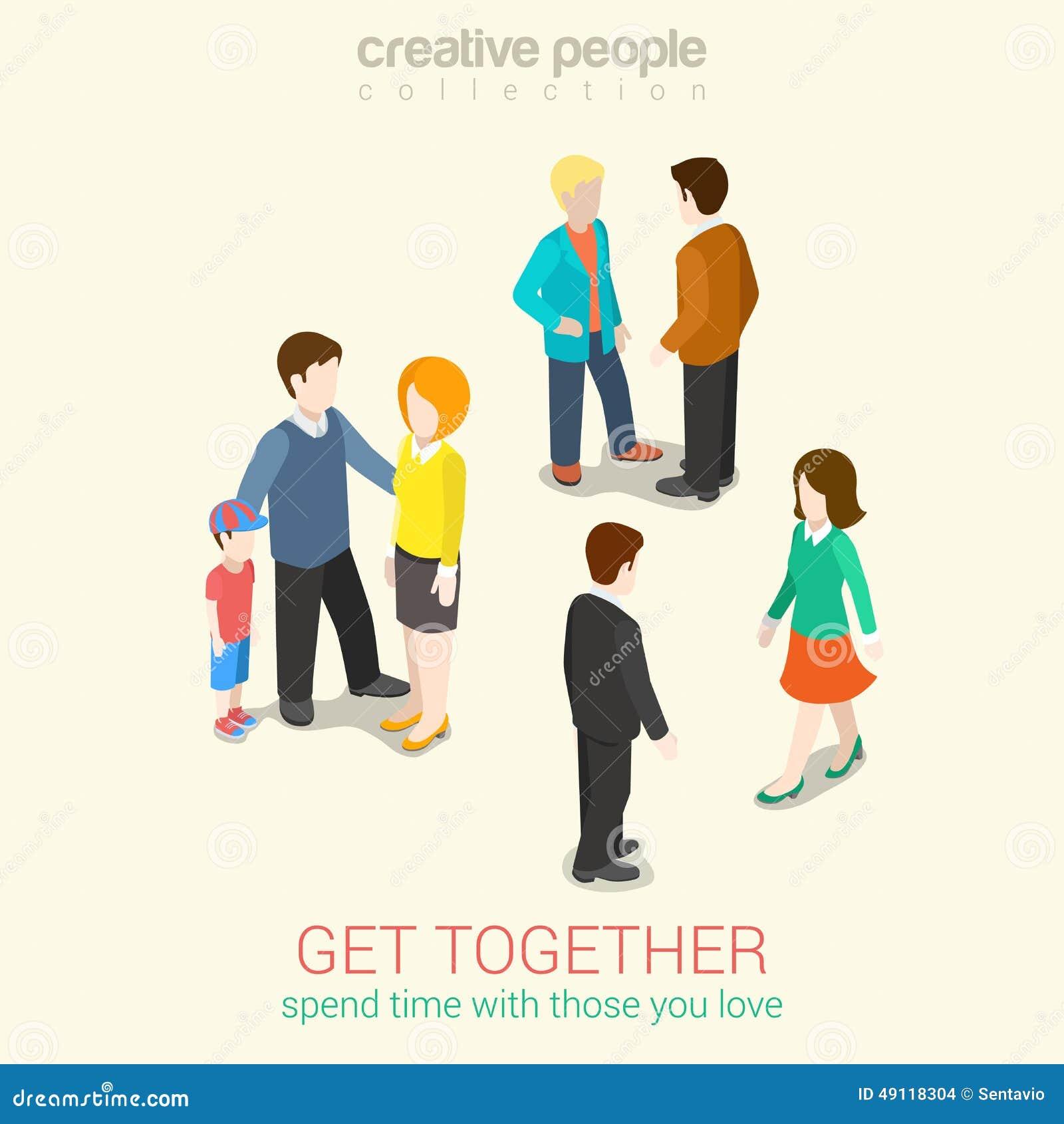 meet people on web