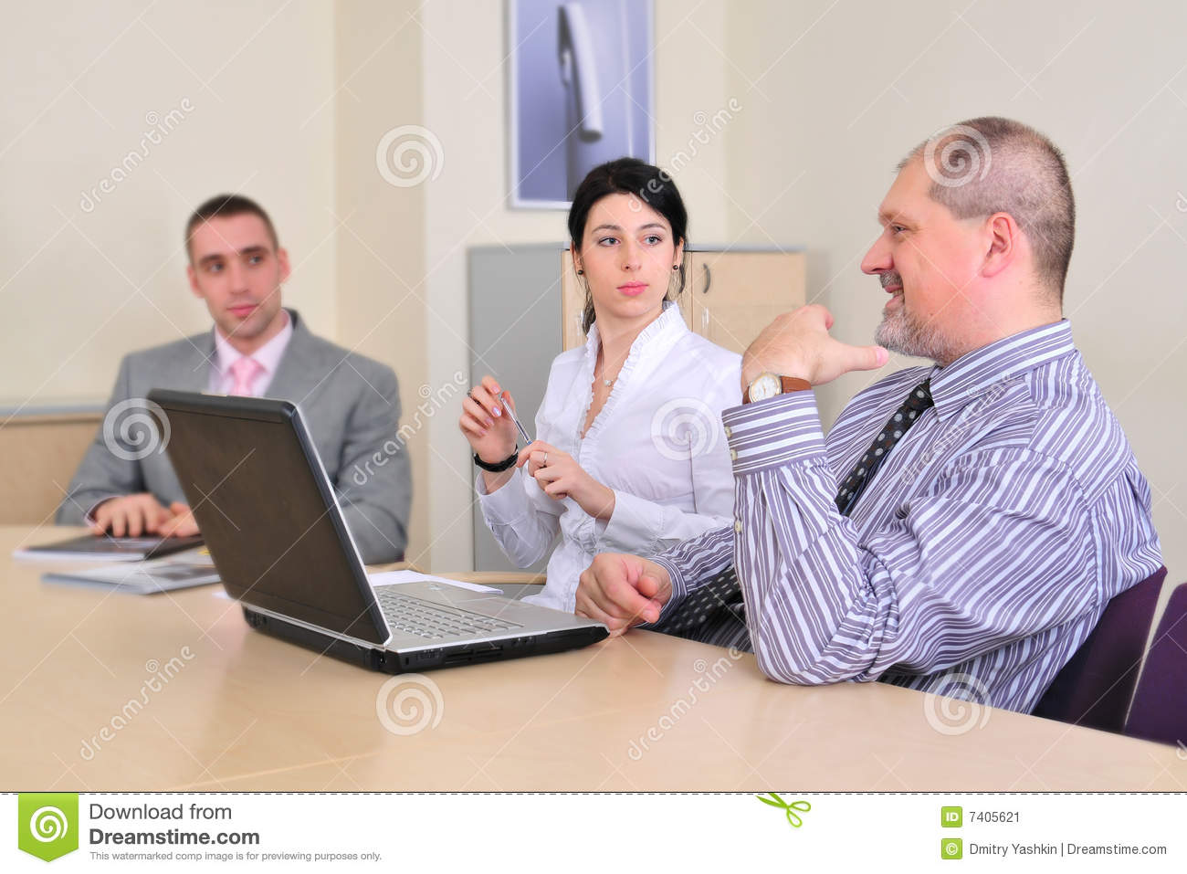 Meeting making and presentation